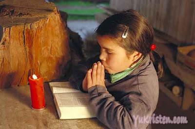 doa penenang hati dan pikiran kristen