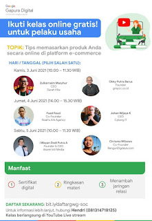 GOOGLE Indonesia Proudly Present