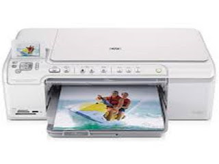 Picture HP Photosmart D5363 Printer