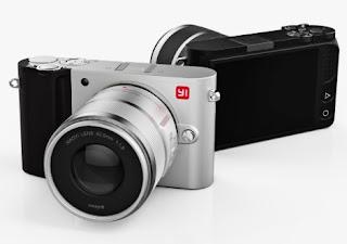 desain kamera mirrorless xiaomi yi m1