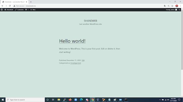 Cara Install Wordpress Di Ubuntu Server 18.04 – Pusat Pengetahuan