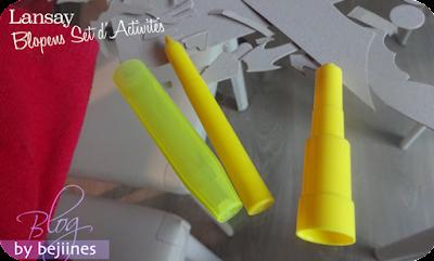 Lansay Blopens : Set D'activité Blaster