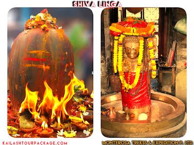 Pashupatinath temple shiva linga
