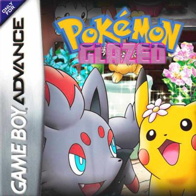 Pokémon Glazed ROM GBA