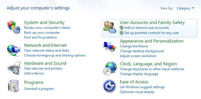 كيفية تغيير إسم المستخدم في جهاز الكمبيوتر