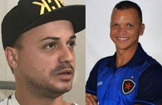 Polícia conclui que Warley, ex-jogador da seleção brasileira, foi vítima de tentativa de latrocínio por gay em João Pessoa