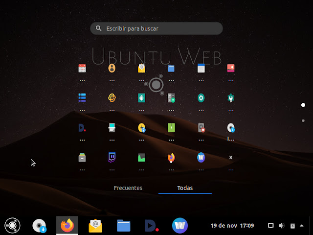 Ubuntu Web Remix (Beta), alternativa a Chrome OS