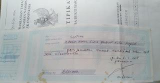 Pengusutan Kasus Dugaan Pungli Prona / PTSl  Terus Disorot Warga