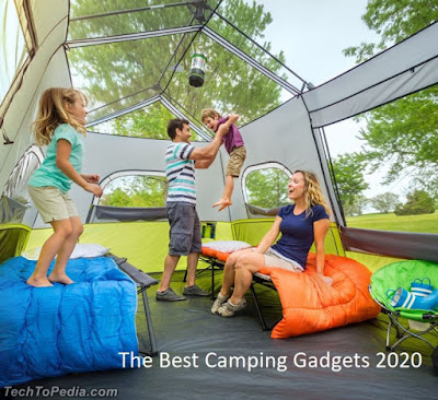 The Best Camping Gadgets 2020