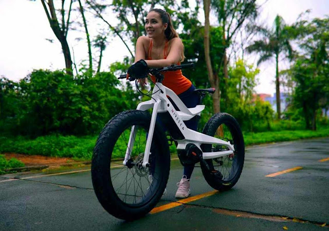 Well, it doesn't get any better from watching: E-vehicles like the IO Hawk Exit Cross MAXX, eBikes or e-scooters do not receive a subsidy.