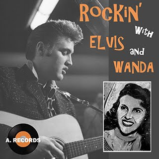 Rockin' With Elvis And Wanda (LPM-02AR) (October 2017)