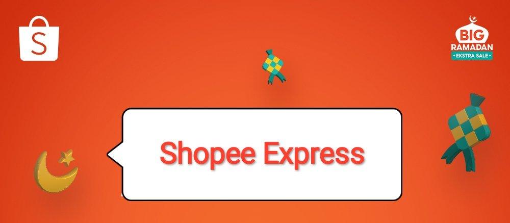 shopee express kurir logo