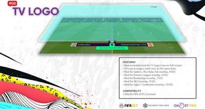 FIFA 20 TV Logos Pack by MonkeyDragon