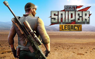 Best Sniper Legacy MOD APK Download (Free Shopping)