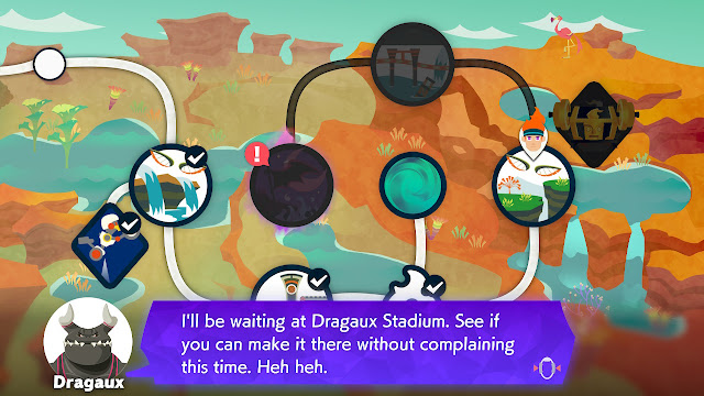 Ring Fit Adventure Dragaux make it to Stadium without complaining World 42