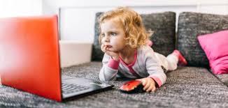 تأثير وسائل الإعلام و الأجهزة الذكية على الطفل
