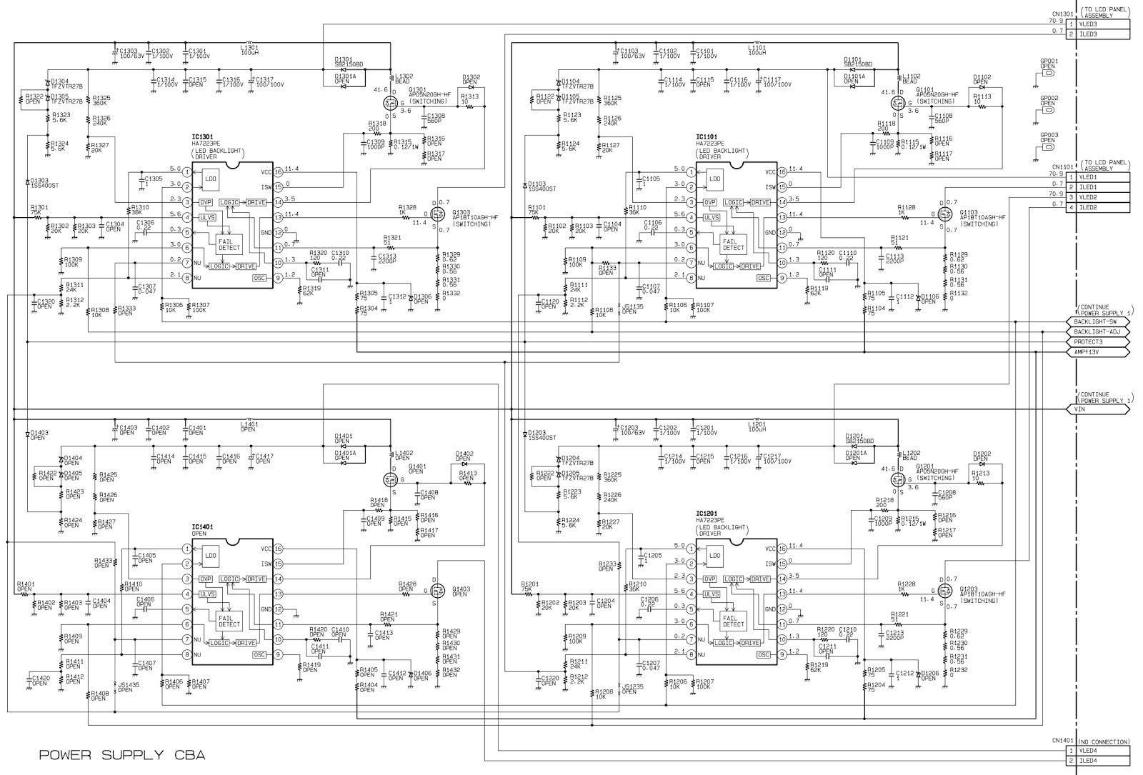 Electro Help  49pfp4909  U2013 49pfl4709  U2013 Philips 49 Inch Lcd