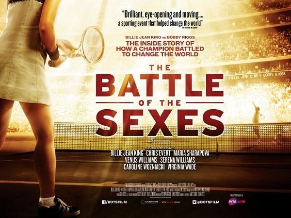 Film Bertema Sejarah battle of the sexes