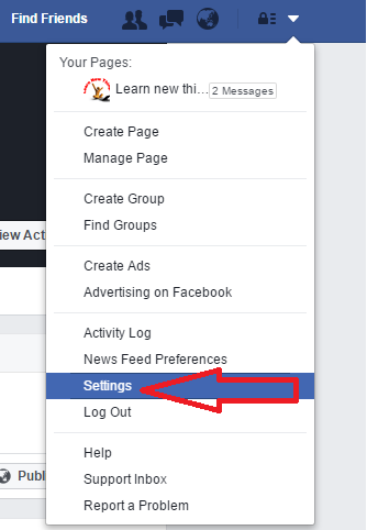 how to read all facebook notifications