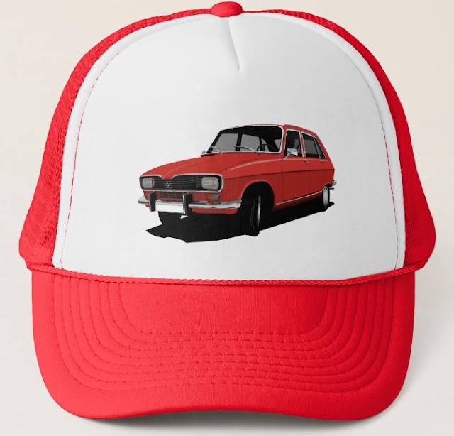 Renault R16 cap - hat