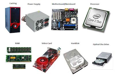 Components Computer