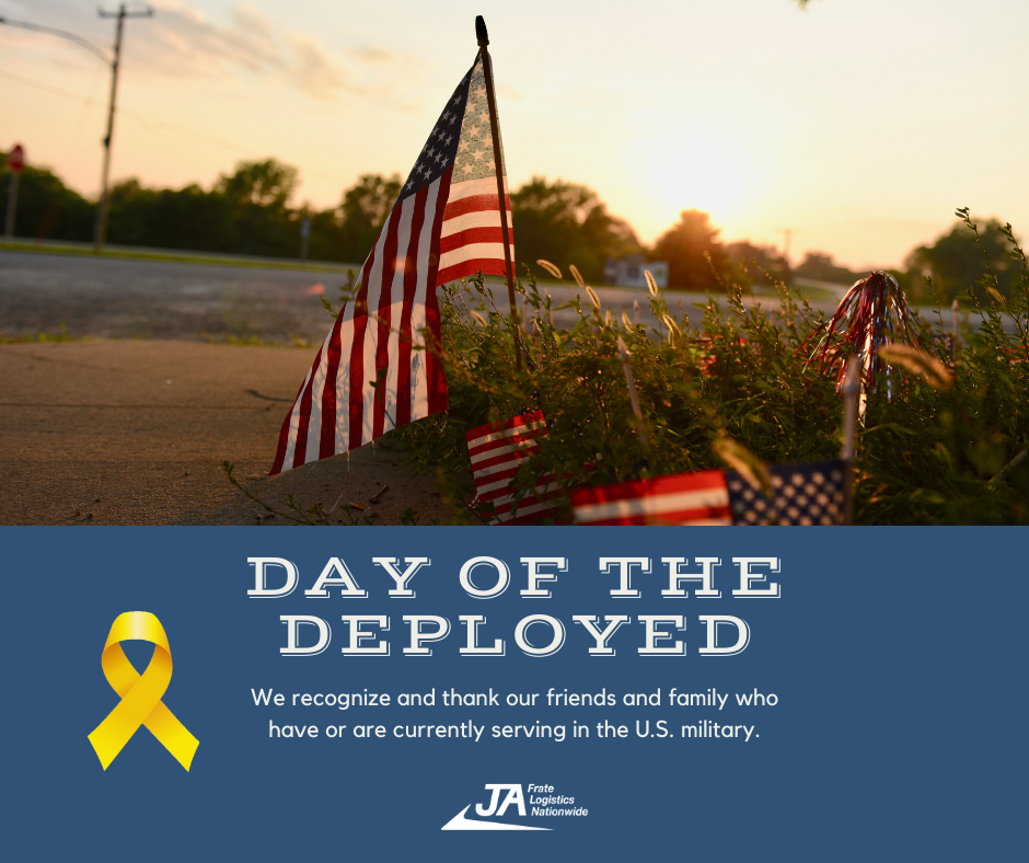 National Day of the Deployed Wishes Images download