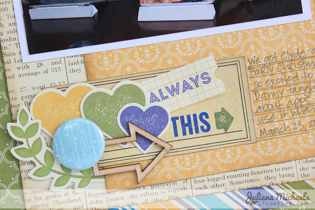 Learning & Sharing Layout by Juliana Michaels detail #jillibeansoup #coldavocadosoup
