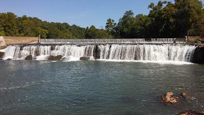 grand falls shoal creek joplin
