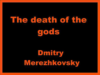 The death of the gods by Dmitry Merezhkovsky