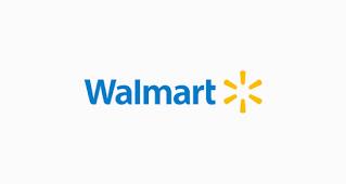 خط لوجو Walmart