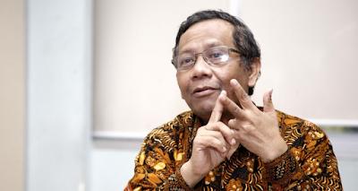 Mahfud MD Menjelaskan Soal Hak Keuangan BPIP: Gajinya Itu Cuma Rp 5 Juta