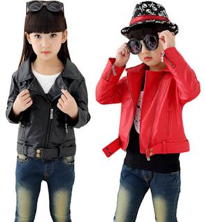 jaket kulit couple anak keren