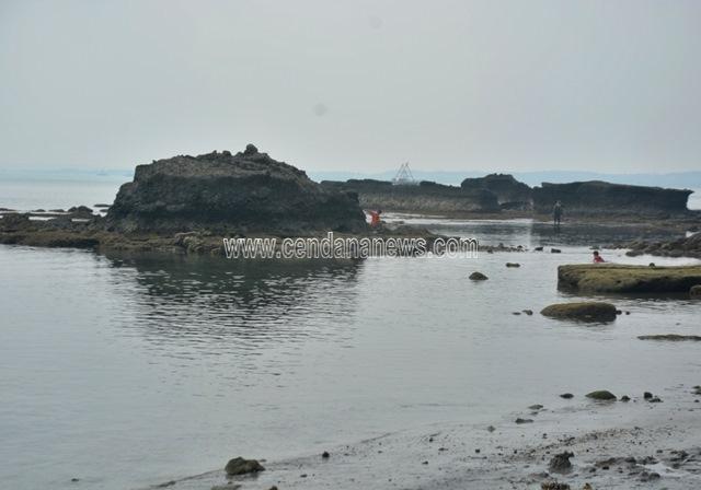 Pantai Guci Batu Kapal Legenda Dan Keindahannya Memikat