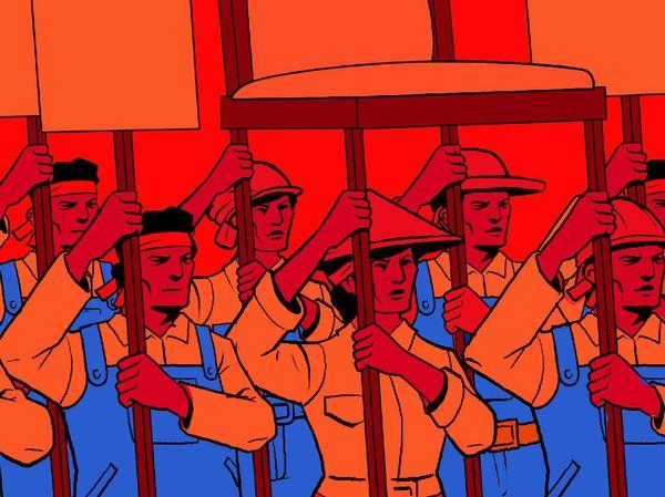 Buruh Minta Kepala Daerah di Jabar Tak Takut Naikkan UMK 2021