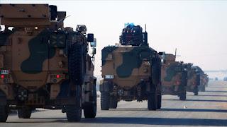 """روسيا وتركيا تشرفان على إفراغ طرفي الـ """"M4"""" من القوات العسكرية"""