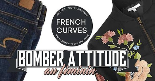 French Curves le Challenge. Bomber's Attitude