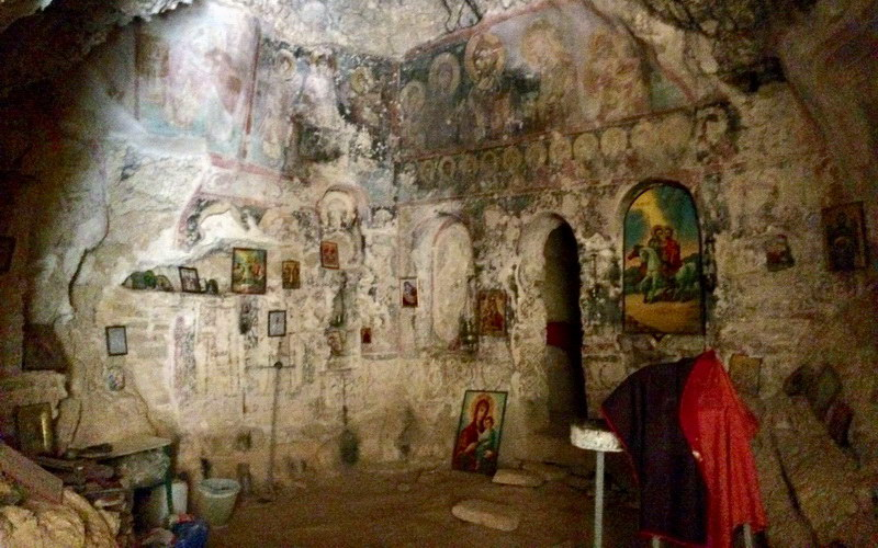 """Η """"ΑΝΑ.Σ.Α."""" για το σπήλαιο των Αγίων Θεοδώρων στον Πόταμο του Άβαντα"""