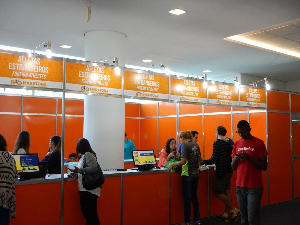 Expo Rio Run, a feira da Maratona do Rio