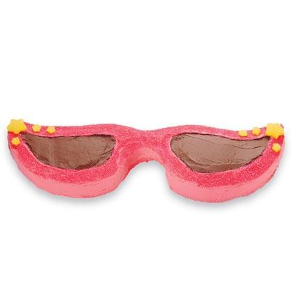 Sunglasses Cake Recipe