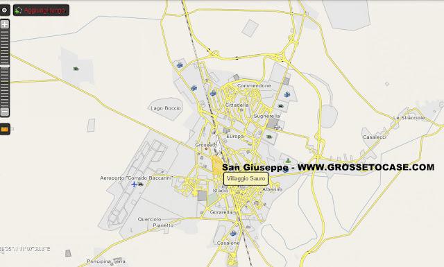 appartamento vendita Grosseto Sauro San Giuseppe, bilocale, trilocale, quadrivano, 5 vani, www.grossetocase.com