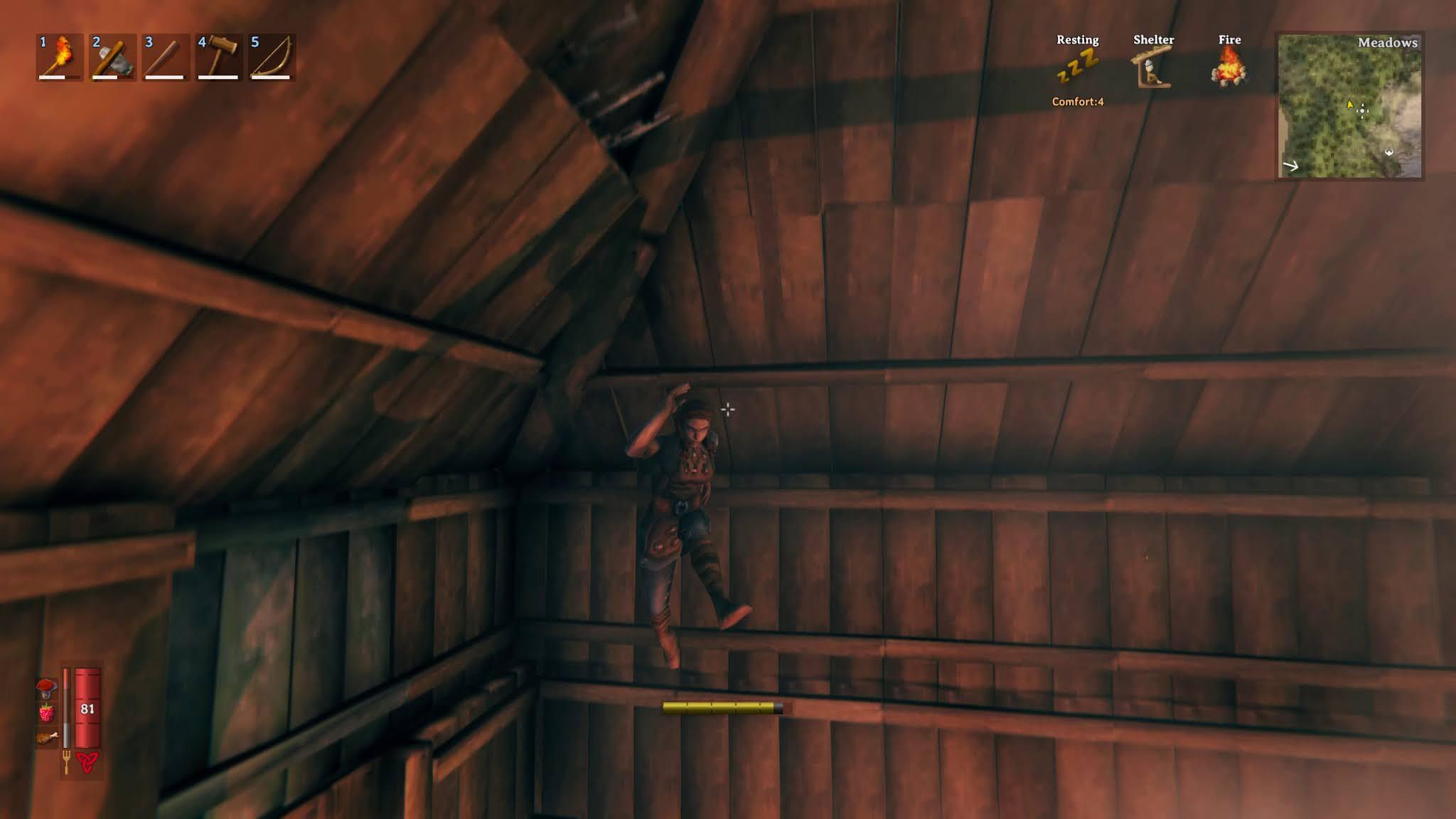 Valheim: Super jump