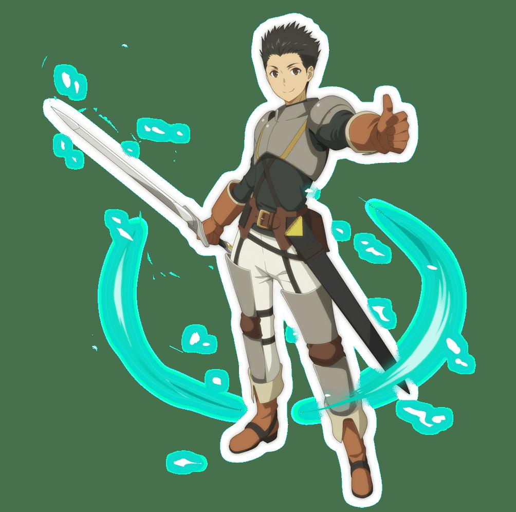 Raul Nord (Dungeon ni Deai wo Motomeru no wa Machigatteiru no Darou ka)