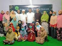 Rumah Qur'an Mas'ud Silalahi, Selamat Kepada Dr. Muryanto Amin., S.Sos., M.Si