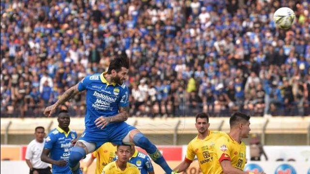 FT: Persib Bandung vs Bhayangkara FC 1-2 Highlights #PersibDay