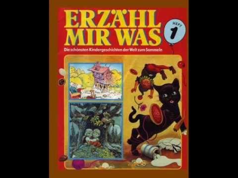 5 قصص ألمانية قصيرة مع الصوتيات Erzahl mir was