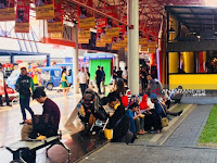Masyarakat Antusias Kunjungi Jakarta Fair 2019