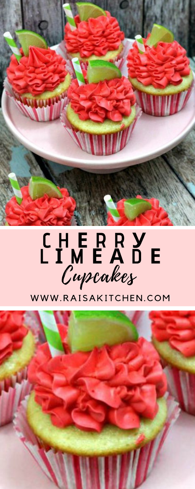 Chеrrу Lіmеаdе Cupcakes