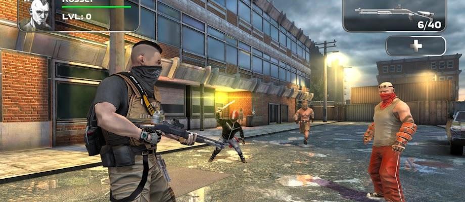 Download Slaughter 3: The Rebels v1.47 Mod Unlimited Money