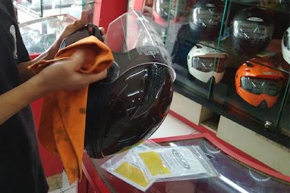 Tips Perawatan Helm Yang Baik