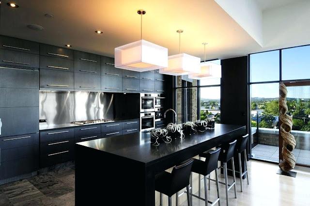 thiết kế nhà bếp - mẫu số 8